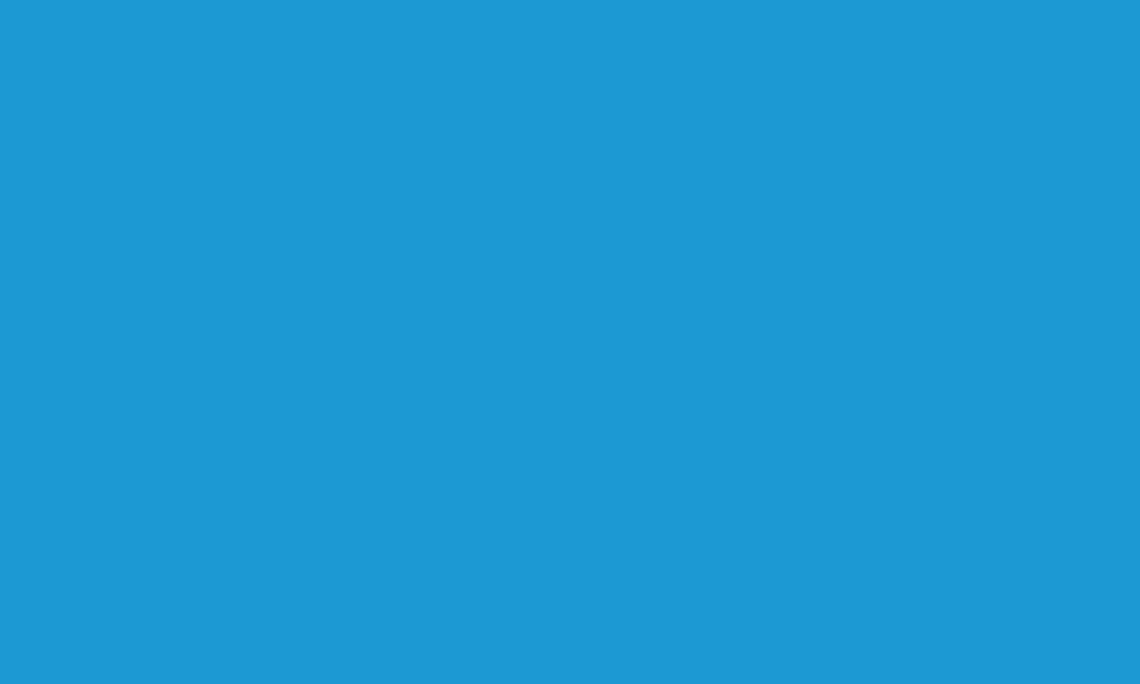 Blå bakgrund