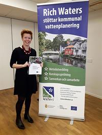 Jenny Enberg, Länsstyrelsen Stockholm